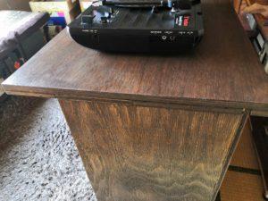 収納付き作業テーブル 3
