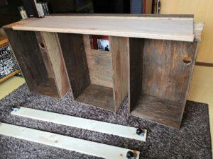 収納付き作業テーブル 6